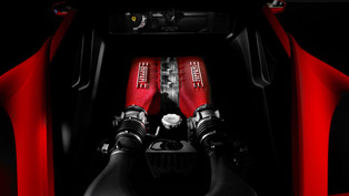 Ferrari with Best Performance Engine at the 2011 International Engine of the Year Awards