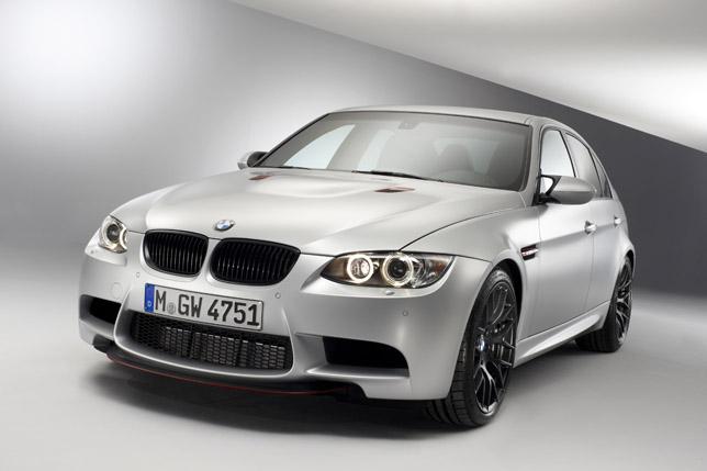 2011 BMW M3 E90 CRT front