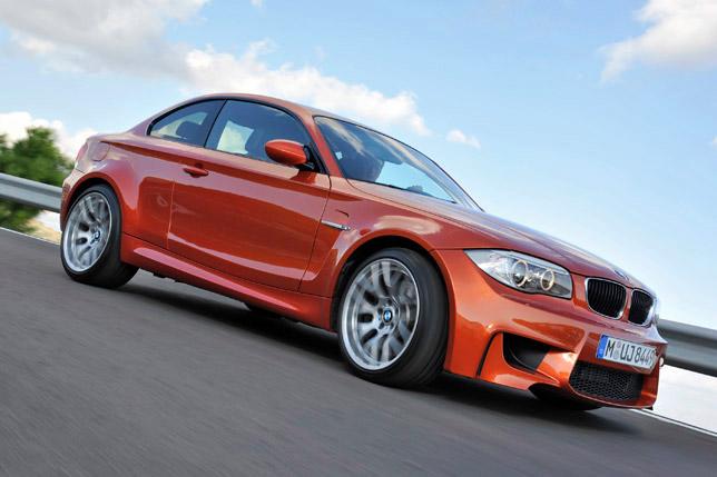 2011 BMW 1 Series M Exterior