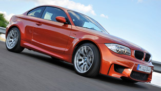 BMW 1-Series M drift [HD video]