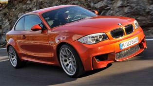 BMW 1-Series M - Helipad drift [video]