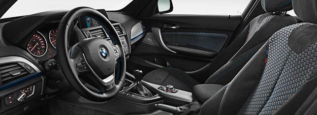 2012 BMW 1-Series M package
