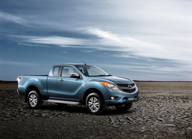 2012 Mazda BT-50 Freestyle