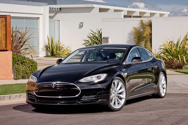 2012 Tesla Model S Alpha