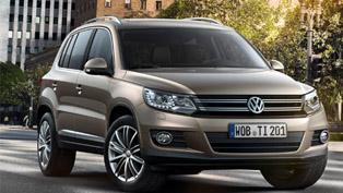 2012 Volkswagen Tiguan Price - £21 085