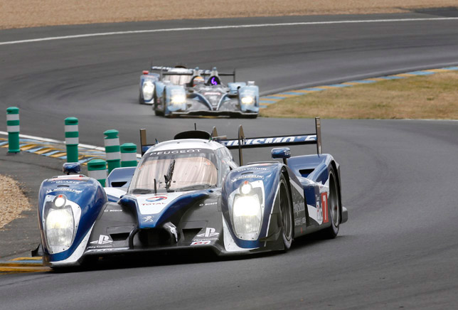 24 Hours Le Mans June 2011