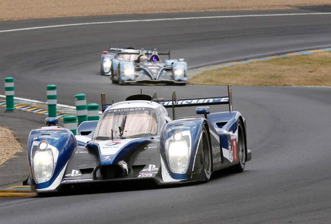 24 Hours Le Mans June 2011