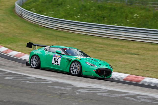 Aston Martin V12 Zagato Nurburgring