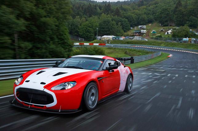Aston Martin V12 Zagato - Zag