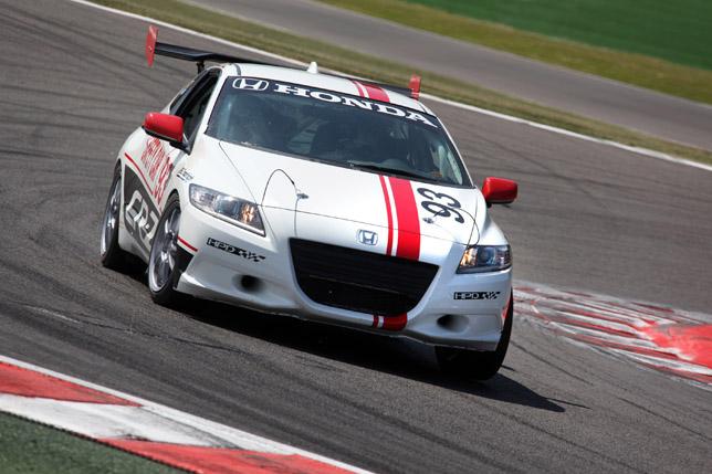 HPD Honda CR-Z Racer Hybrid 644