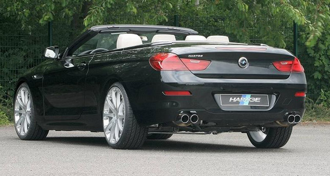 Hartge BMW 6-Series F12