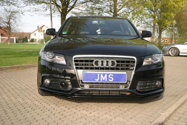 JMS 2011 Audi A4 Front