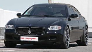 mr car design maserati quattroporte