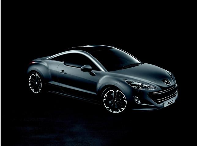 Peugeot RCZ Asphalt LE