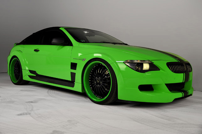 Prior Design PD550 BMW M6 Side