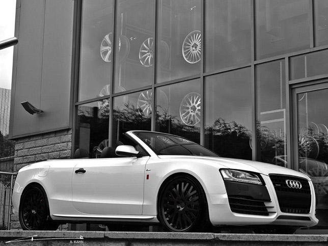 Project Kahn 2011 Audi S5