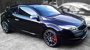 RenM Renault Megane RS 250 Black Edition
