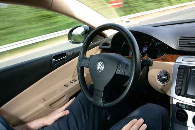Volkswagen's Temporary Auto Pilot