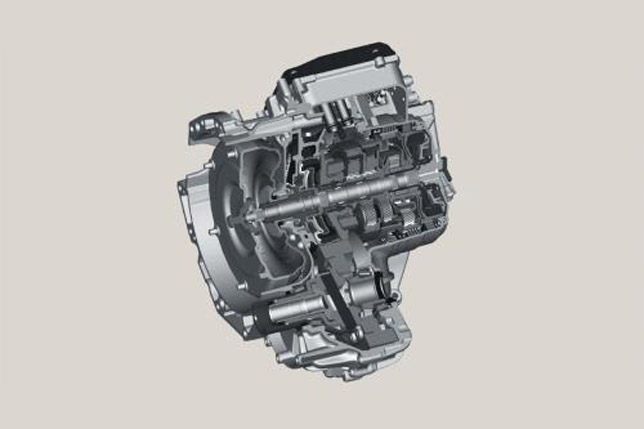 ZF 9-speed