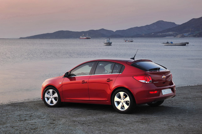 Chevrolet Cruze 5-door hatchback