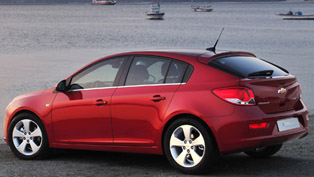 2012 Chevrolet Cruze Hatchback Price - £13 995