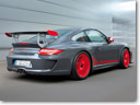 Porsche 997 GT3 RS at the racetrack [video]