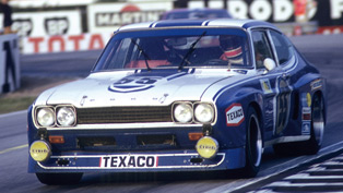 Ford Capri - The Legend Is Back
