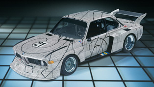 The BMW Art Car Collection on the Internet [video]