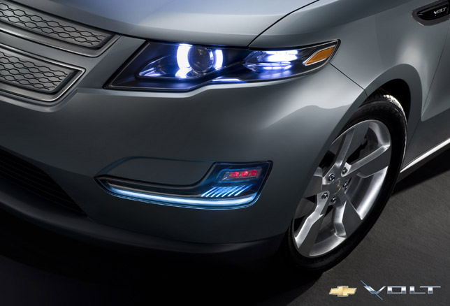 2011 Chevrolet Volt Headlight