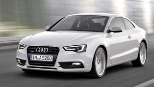 2012 Audi A5/S5 Facelift - Sportback, Coupe, Cabriolet