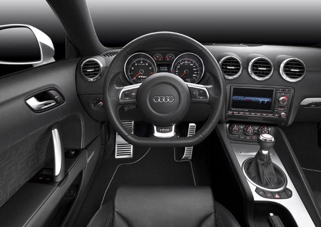 2012 Audi TT-RS Interior