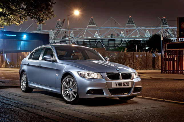 2012 BMW 3-Series Performance Editions