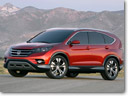 2012 Honda CR-V Concept [First image]