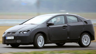 2012 Honda Civic - more confident, clever and versatile
