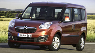 2012 Opel Combo