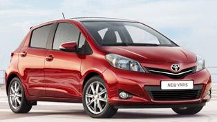 2012 Toyota Yaris Price - £11 170