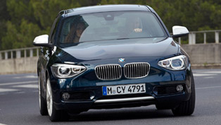 2012 BMW 1-Series 116i ES Price - £19 375