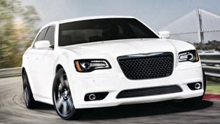 2012 Chrysler 300 SRT8 Price - $47 995