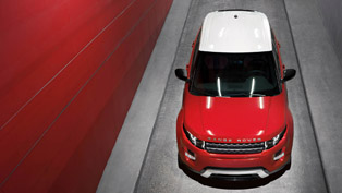 2012 Range Rover Evoque US Price - $43 995