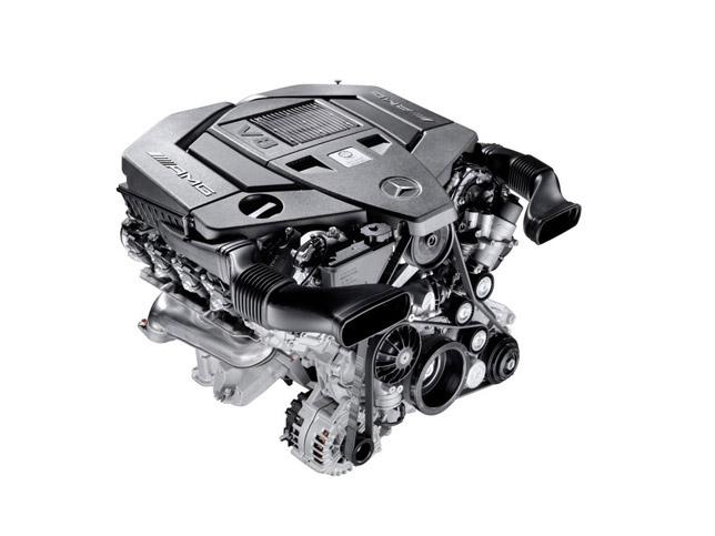 AMG M152 V8 Engine