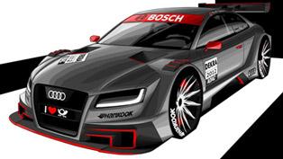 Audi A5 DTM Concept [renderings]