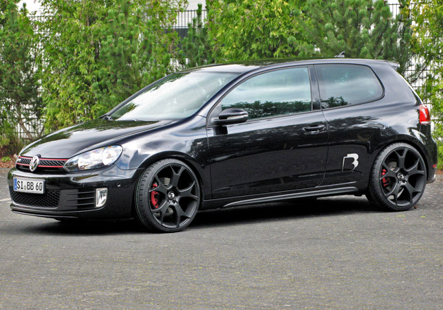 B & B VW Golf GTI Edition 35