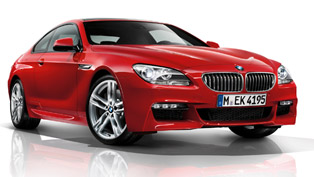 BMW 6-Series F12 M-package