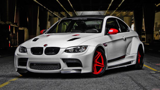 Vorsteiner BMW M3 GTRS3 Widebody
