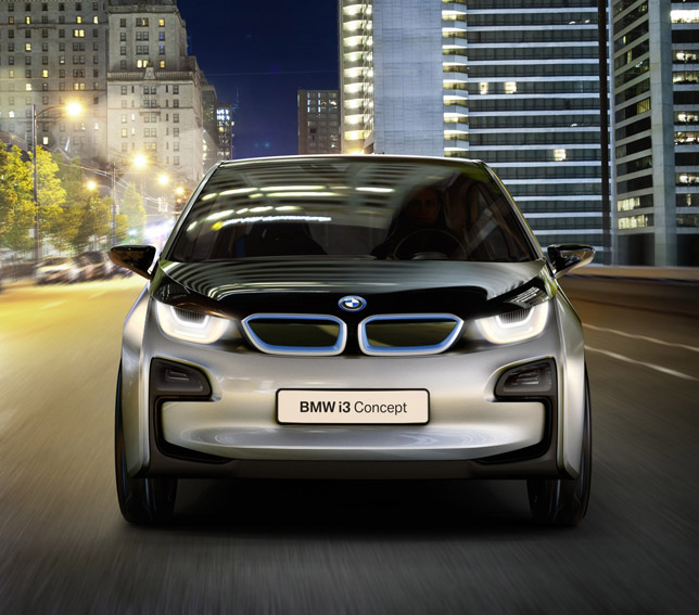 BMW i3 Concept Front