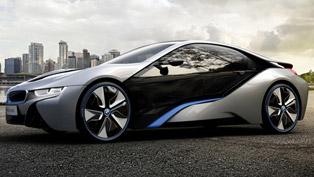 BMW i8 and i3