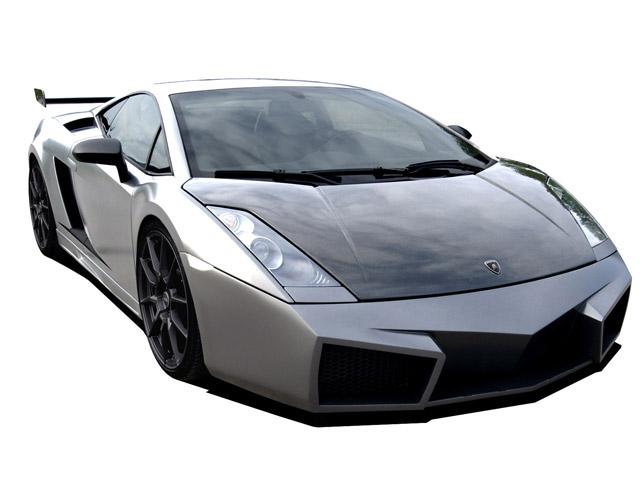Cosa Design Lamborghini Gallardo Front