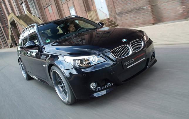 Edo BMW M5 E60 Dark Edition
