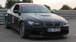G-Power BMW M3 E92 SK II - 333 km/h [video]