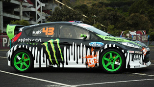 Ken Block at the 2011 GoodWood Festival of Speed [video]